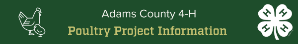 Poultry Project Information